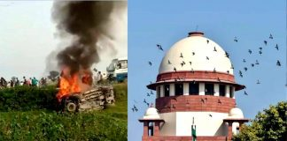 Supreme Court angry over non-receipt of status report in Lakhimpur violence case, said – kept waiting till 1 pm